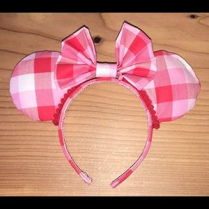 Valentine's Day Mouse Ears